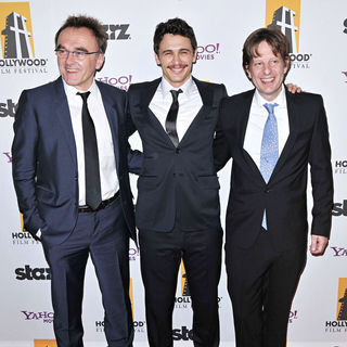 Danny Boyle, James Franco, Chris Colson in 14th Annual Hollywood Awards Gala Presented by Starz