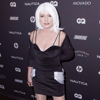 Debbie Harry in GQ's The Gentlemen's Ball