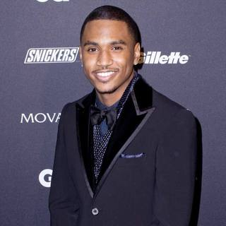Trey Songz in GQ's The Gentlemen's Ball