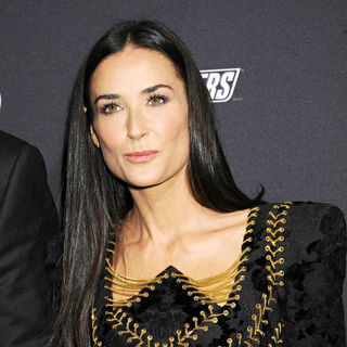 Demi Moore in GQ's The Gentlemen's Ball