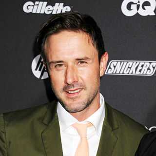 David Arquette in GQ's The Gentlemen's Ball