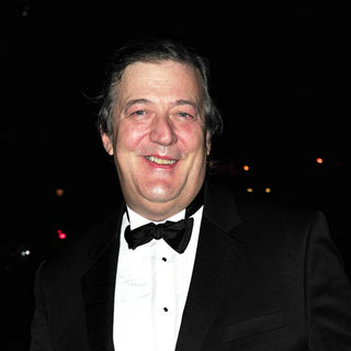 Stephen Fry in Elton John Aids Foundation Ball - Arrivals
