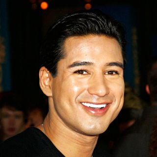 Mario Lopez in Los Angeles Premiere of 'Megamind'