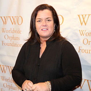 Rosie O'Donnell in Heidi Klum and Seal Host 'Worldwide Orphans Foundation Sixth Annual Benefit Gala'