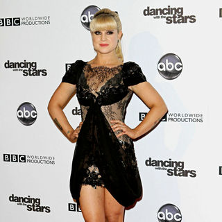 Kelly Osbourne in Dancing With The Stars 200th episode