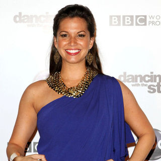 "Melissa Rycroft in ""Dancing With The Stars"" 200th Episode"