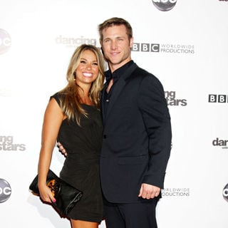 "Meghan Jones, Jake Pavelka in ""Dancing With The Stars"" 200th Episode"