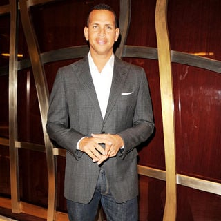 Alex Rodriguez in The Grand Opening Celebration of The JW Marriott Marquis Miami - Arrivals