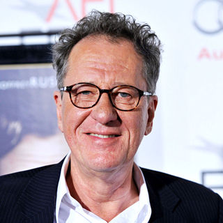 Geoffrey Rush in AFI Fest 2010 - 'The King's Speech' - Tribute Gala Presented by Audi - Arrivals