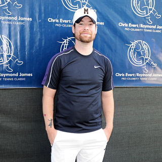David Cook in David Cook Participates in The 2010 Chris Evert/Raymond James Pro-Celebrity Tennis Classic Pro-Am