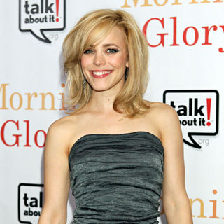 Rachel McAdams in The World Premiere of 'Morning Glory' - Arrivals - wenn3085426
