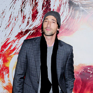 Adrien Brody in Special Screening of The Next Three Days