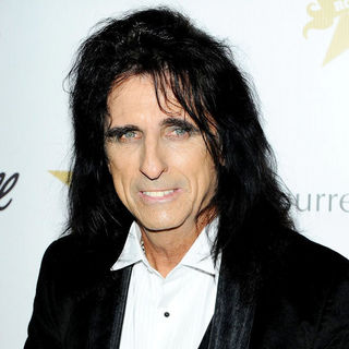 Alice Cooper in The Classic Rock Roll of Honour 2010 - Arrivals