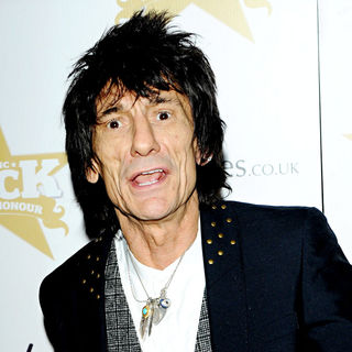 Ronnie Wood in The Classic Rock Roll of Honour 2010 - Arrivals