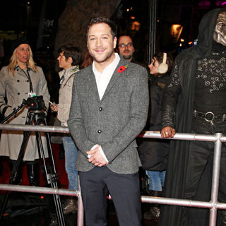 Matt Cardle in World Premiere of 'Harry Potter and the Deathly Hallows: Part I' - Arrivals