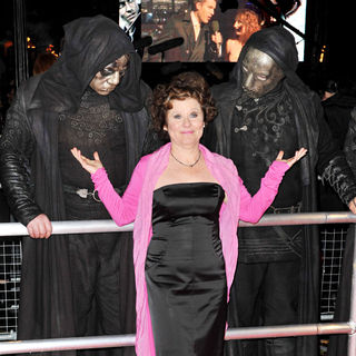 Imelda Staunton in World Premiere of 'Harry Potter and the Deathly Hallows: Part I' - Arrivals