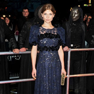 Clemence Poesy in World Premiere of 'Harry Potter and the Deathly Hallows: Part I' - Arrivals