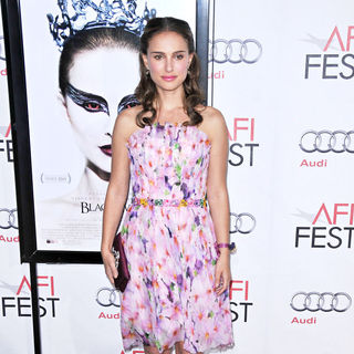 Natalie Portman - AFI Fest 2010 Closing Night Gala Screening of