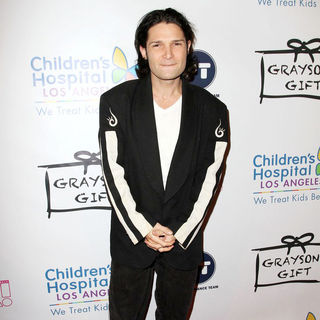 Corey Feldman in CHLA'S 1st Annual Grayson's Gift Foundation