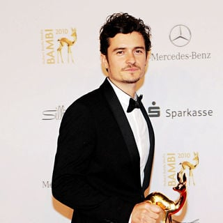 Orlando Bloom in The Bambi 2010 Awards - Pressroom