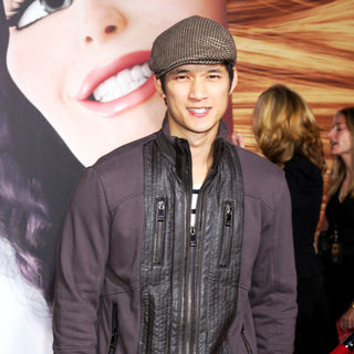 Harry Shum Jr. in Disney's 'Tangled' Los Angeles Premiere - Arrivals