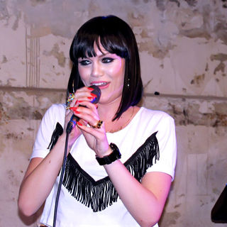 Jessie J Performs Live at XOYO