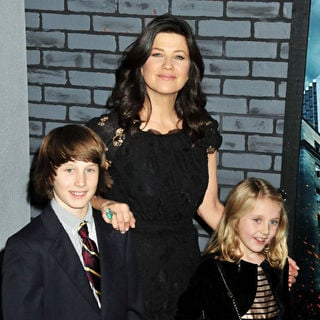 Daphne Zuniga in The Premiere of 'Harry Potter and the Deathly Hallows: Part I'