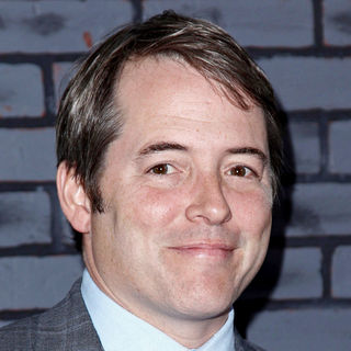 Matthew Broderick in The Premiere of 'Harry Potter and the Deathly Hallows: Part I'