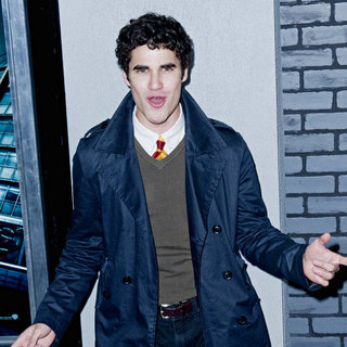 Darren Criss in The Premiere of 'Harry Potter and the Deathly Hallows: Part I'