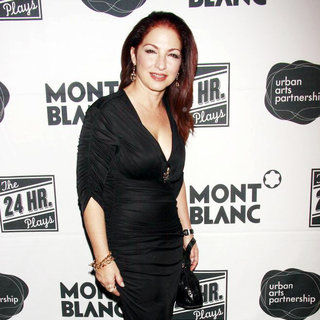 Gloria Estefan in The After Party for The 10th Annual Production of 'The 24 Hour Plays' - Arrivals