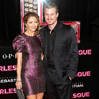 "Rebecca Gayheart, Eric Dane in Los Angeles Premiere of ""Burlesque"""