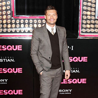 "Ryan Seacrest in Los Angeles Premiere of ""Burlesque"""