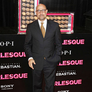 "Stanley Tucci in Los Angeles Premiere of ""Burlesque"""