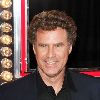 "Will Ferrell in Los Angeles Premiere of ""Burlesque"""