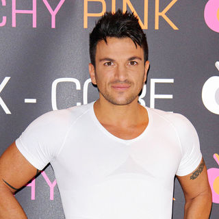 Peter Andre in Peter Andre Launches The Max-Core Muscle Defining T-Shirt