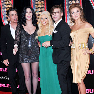 "Los Angeles Premiere of ""Burlesque"""