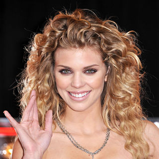 "AnnaLynne McCord in Los Angeles Premiere of ""Burlesque"""