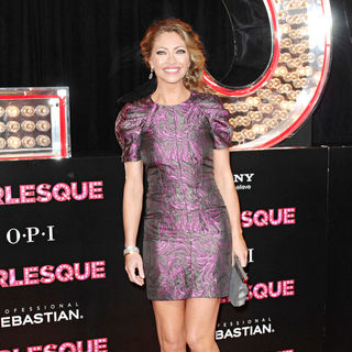 "Rebecca Gayheart in Los Angeles Premiere of ""Burlesque"""