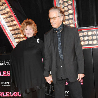 Jane Fonda - Los Angeles Premiere of