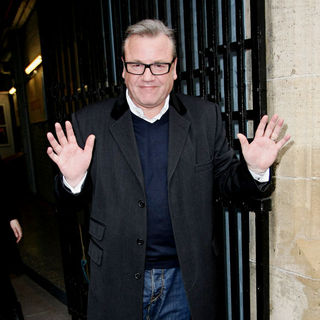 Ray Winstone in Ray Winstone at The ITV studios