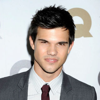 Taylor Lautner in The GQ 2010 Men of The Year Party