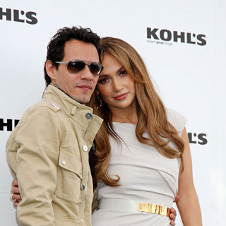 Marc Anthony, Jennifer Lopez in Jennifer Lopez And Marc Anthony Announce Plans to Launch Two Exclusive Lifestyle Brands