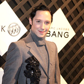 Johnny Weir in Out Magazine Welcomes Back The OUT 100 Celebration Presented by Buick