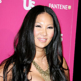 Kimora Lee Simmons in US Weekly's Hot Hollywood Event