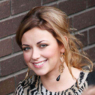 Charlotte Church Outside The ITV Television Studios - wenn3106600