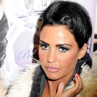 Katie Price in Katie Price Launches Her Scent Precious Love