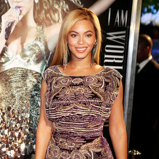 Beyonce Knowles in School of Visual Arts Presents A Screening of 'Beyonce: I Am - World Tour Live'