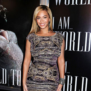 Beyonce Knowles - School of Visual Arts Presents A Screening of 'Beyonce: I Am - World Tour Live'