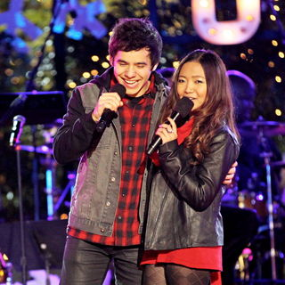 David Archuleta, Charice in Pempengco The Annual Tree Lighting