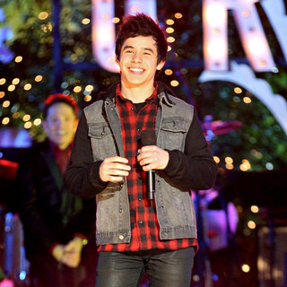 David Archuleta in The Annual Tree Lighting